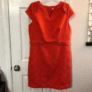 Liz Claiborne textured dress sz 16
